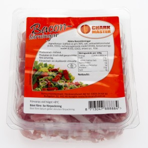 Bacon tärnat, 200g
