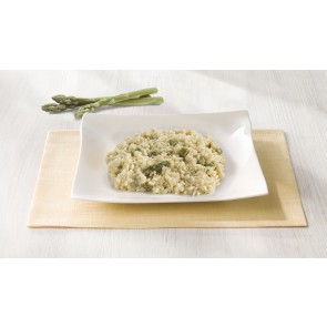 Sparris risotto