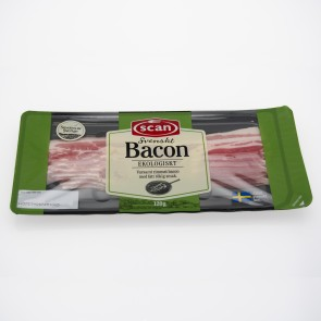 Ekologisk Bacon, 120g